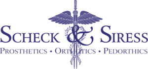 Scheck and Siress logo