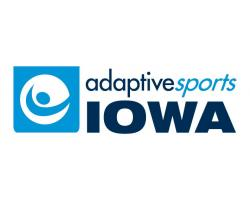 Adaptive Sports Iowa logo