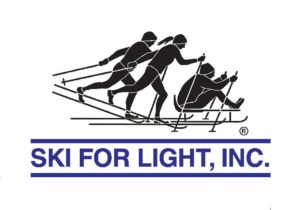 Ski For Light Logo