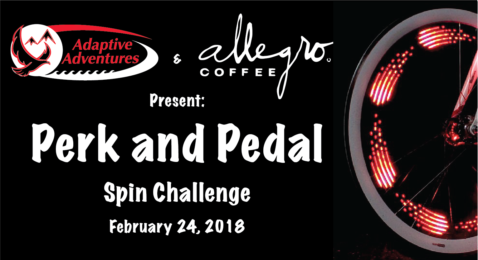 Perk and Pedal Banner