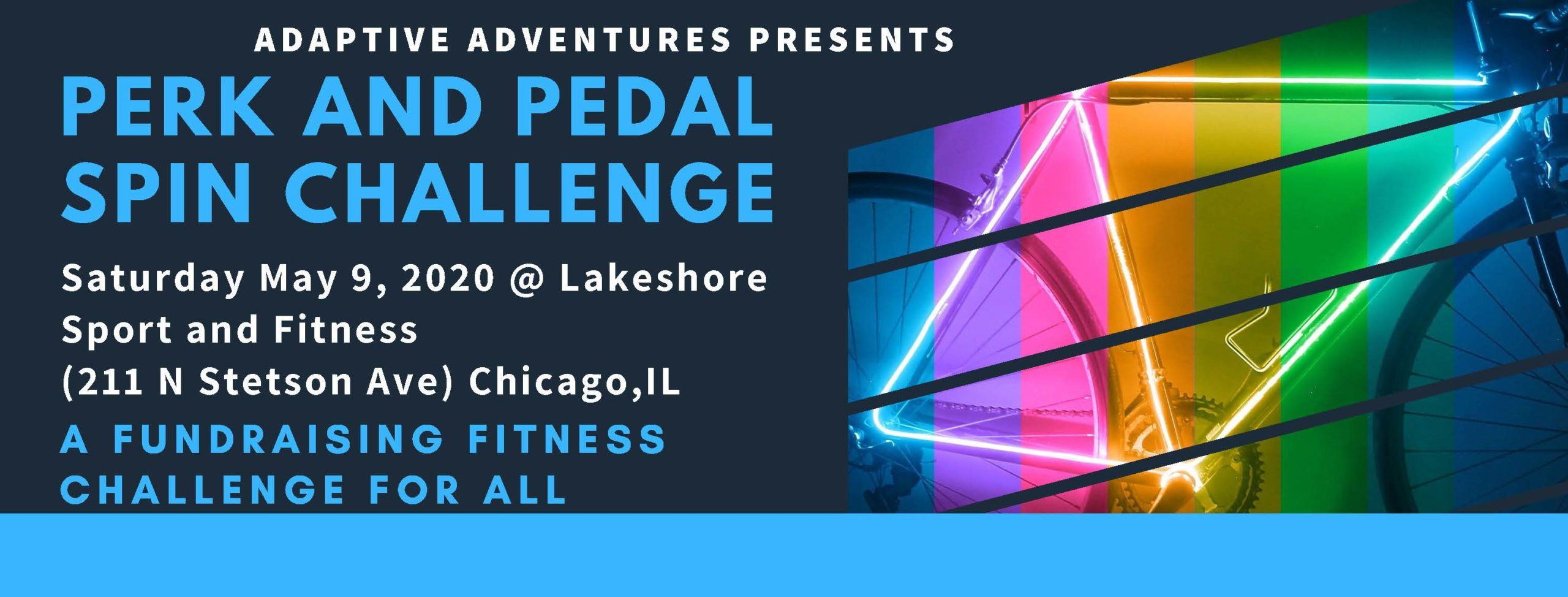 Perk and Pedal Banner IL Email HEader